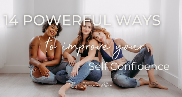 How to be confident as a woman