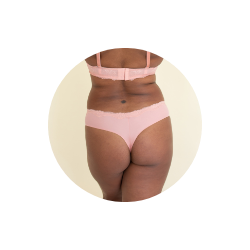 The Modern Match Go-To Thong is the best underwear for A-Shaped butts