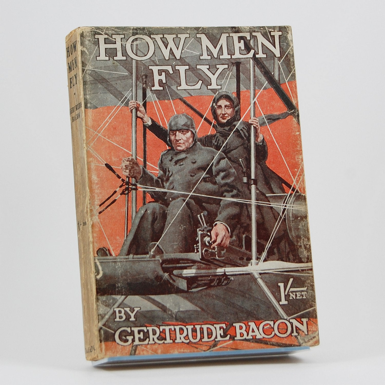 How Men (and Women) Fly: Gertrude Bacon & Early Aviation