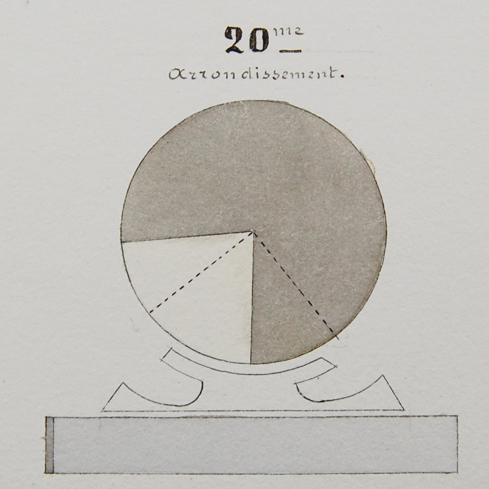 Chic Parisian Infographics of the 19th Century