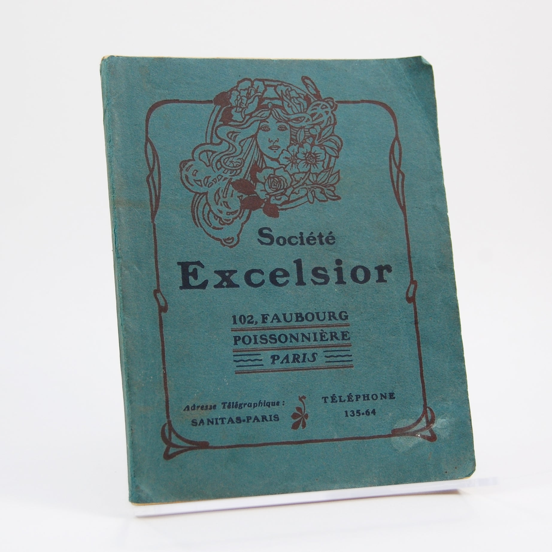 """Discrétion Absolue"" - An Art Nouveau Contraceptives Catalogue"