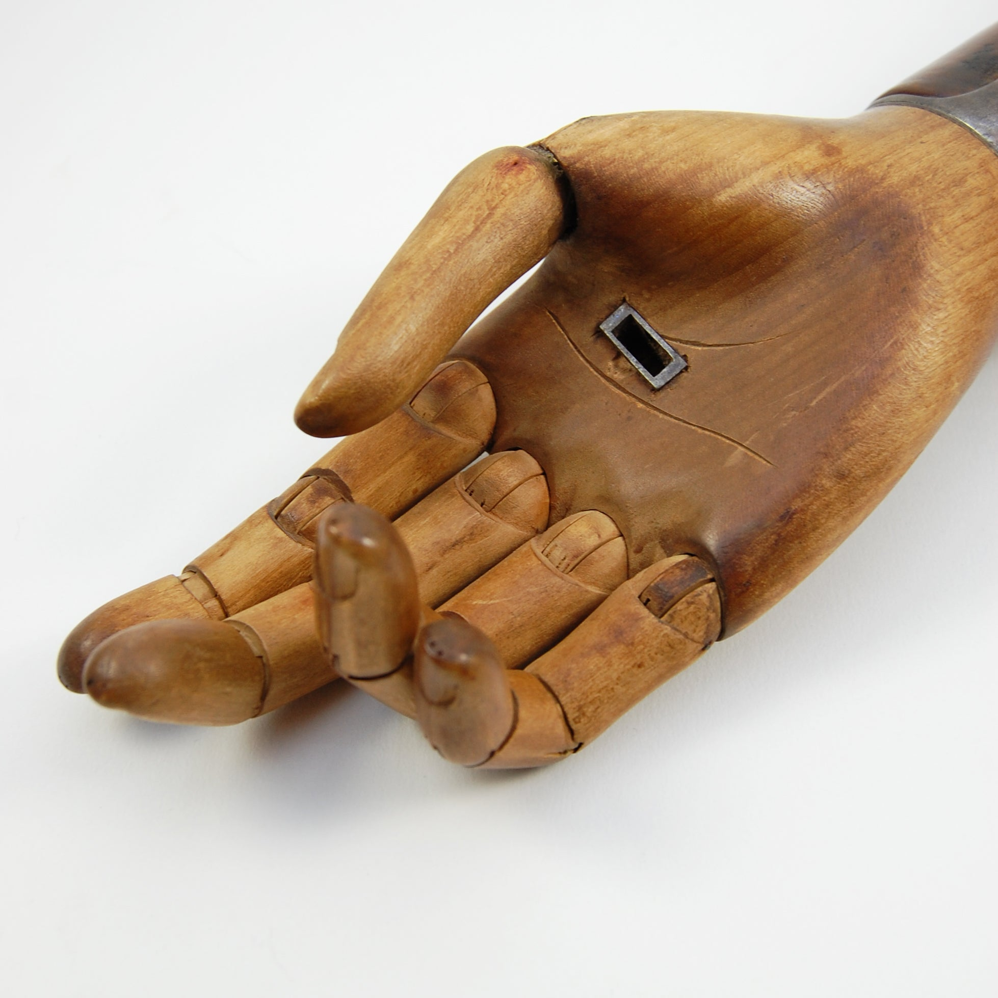 A Rare Victorian Prosthetic Hand by J. Gillingham & Son