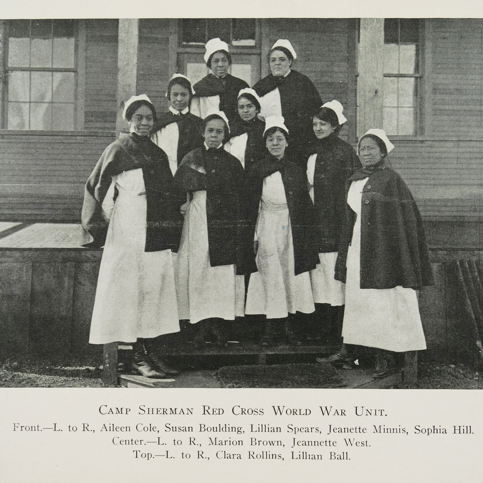 Pioneering Black Nurses & The Great Influenza of 1918