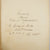 A Rare Inscribed Copy of John Herschel's Southern Star Atlas
