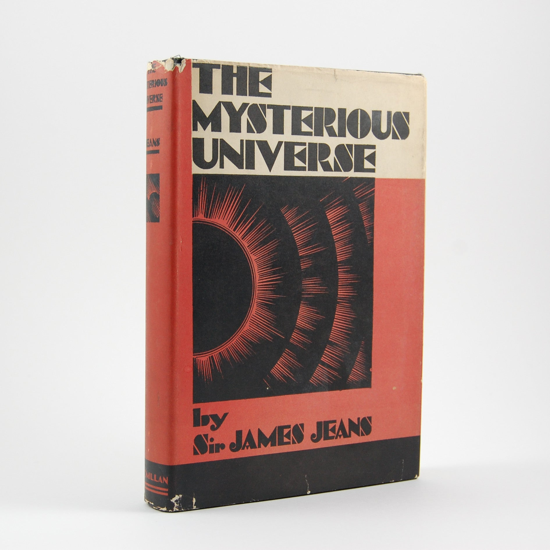Jeans, James | The Mysterious Universe