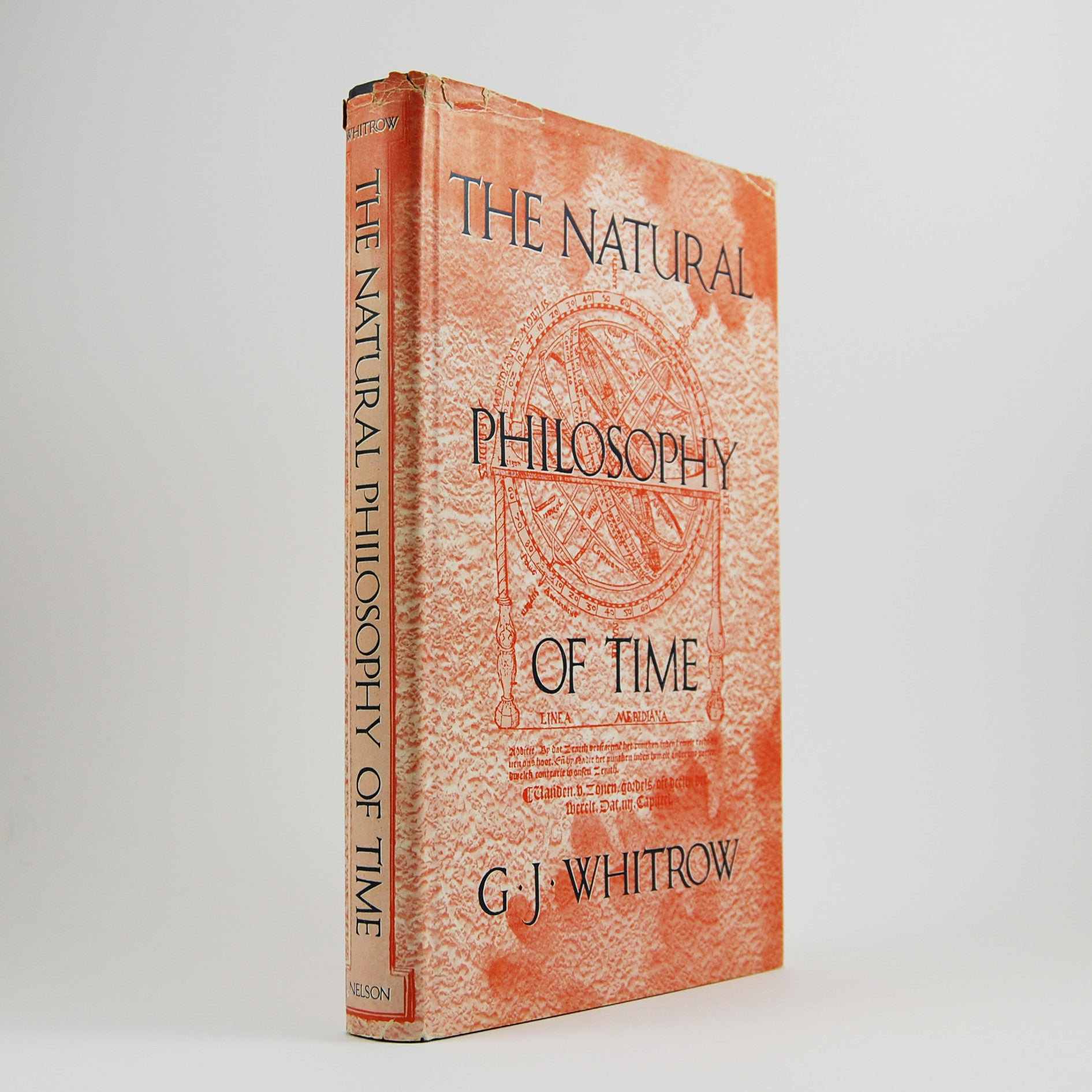 Whitrow, G. J. | The Natural Philosophy of Time