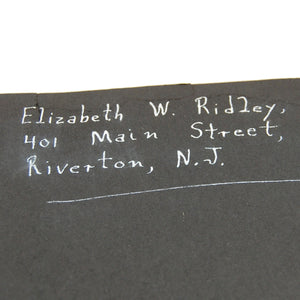 Ridley, Elizabeth | Second World War photo album compiled by an American Red Cross worker on the home front.