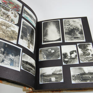 Barker, Marguerite | Photo album & scrapbook from Occupied Japan