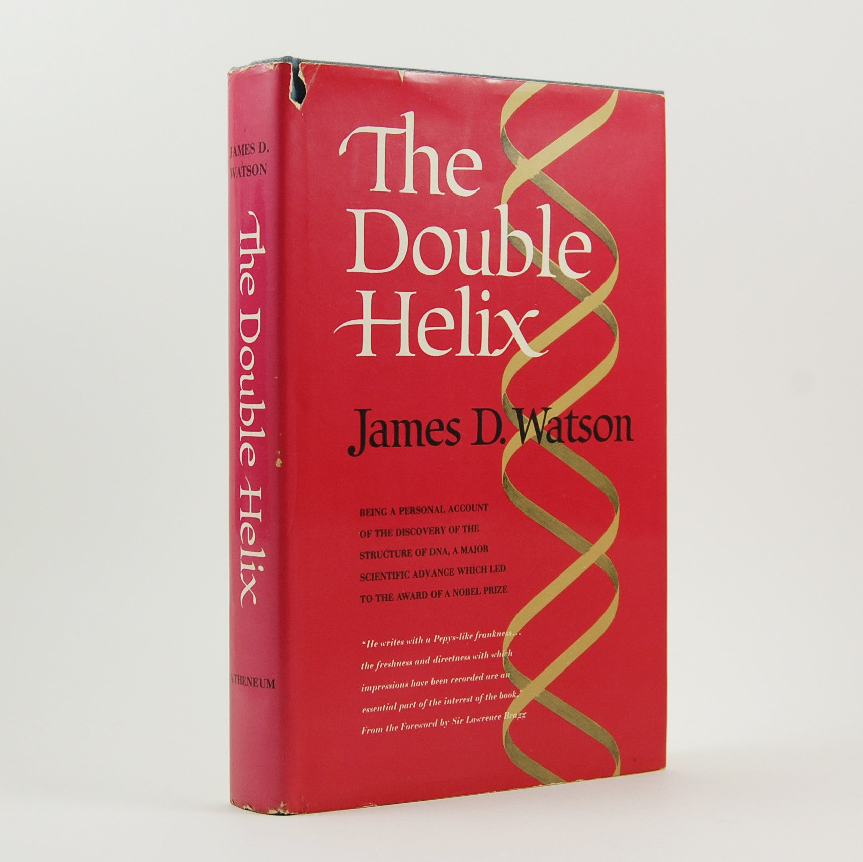 The Double Helix By James D Watson