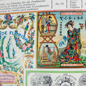 Michael Birk | [Art Nouveau chromolithographic pharmacy catalogue] Katalog No. 4.