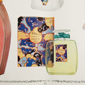 [Avon] California Perfume Company | Art Deco chromolithographic perfume & cosmetics catalogue for 1929