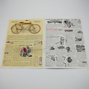 Mead Cycle Company | Crusader Bicycles advertising booklet