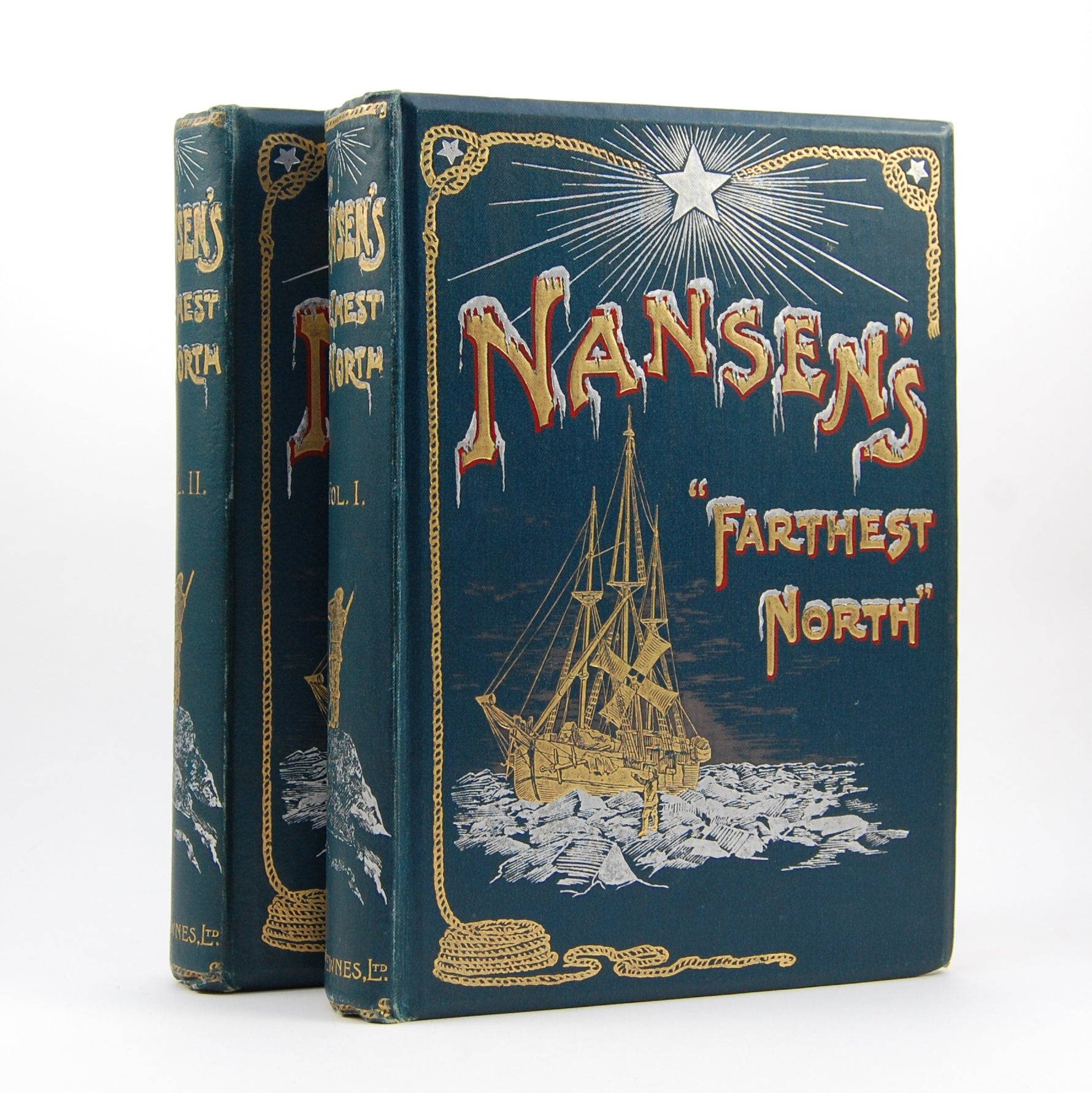 Nansen, Fridtjof | Farthest North