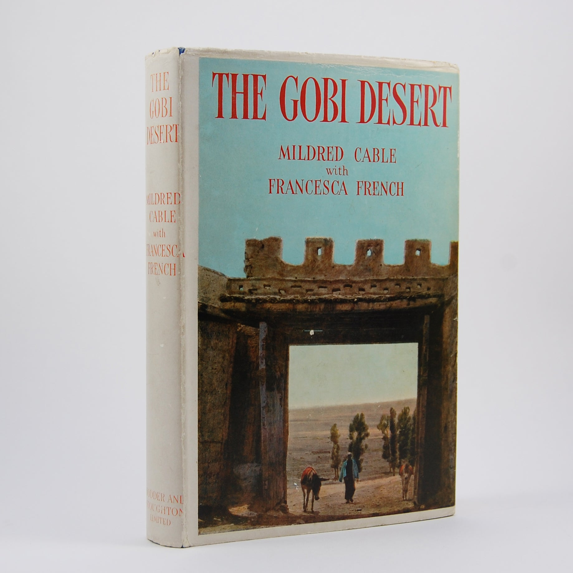 Flower of the Desert - a book and the eponymous film