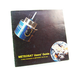 European Space Agency | METEOSAT Users' Guide