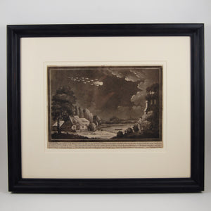 Robinson, Henry. An Accurate Representation of the Meteor which was seen on August 18th 1783...