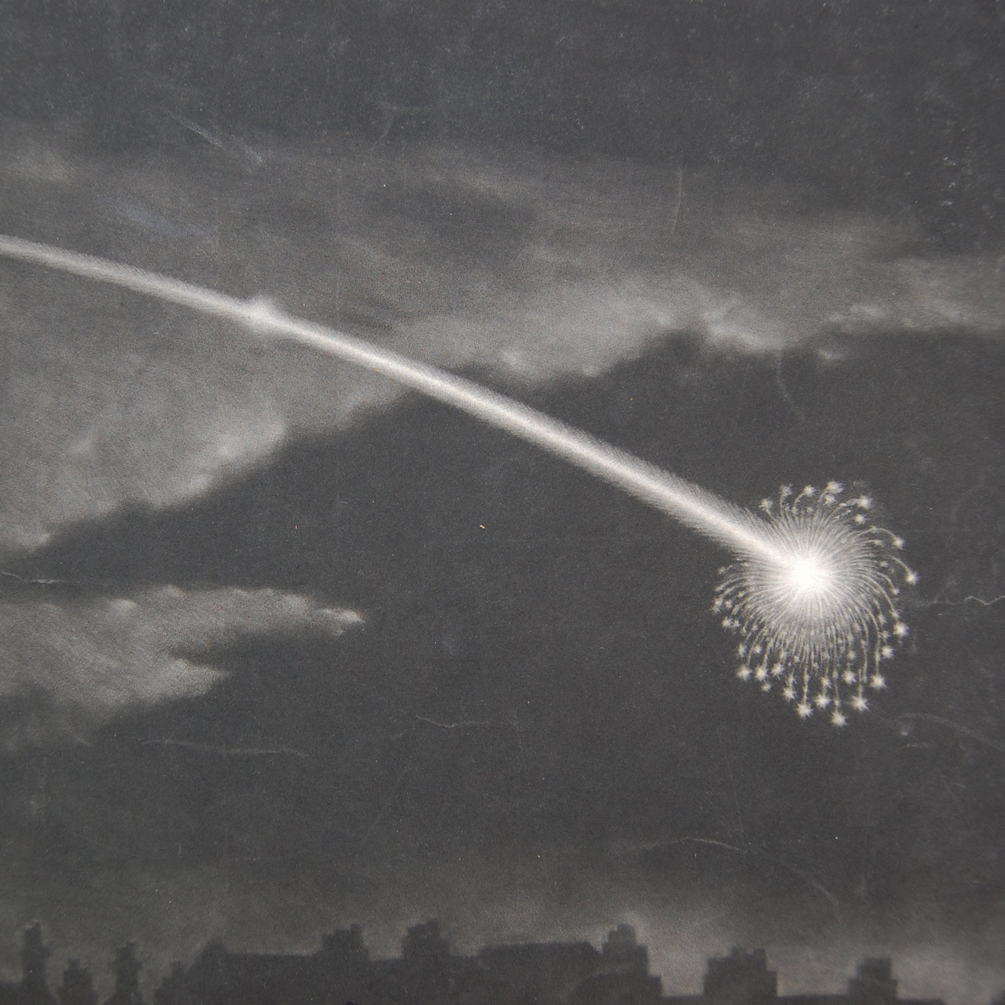 Wyatt, [Matthew Coates] | A Representation of the Meteor seen at Paddington...