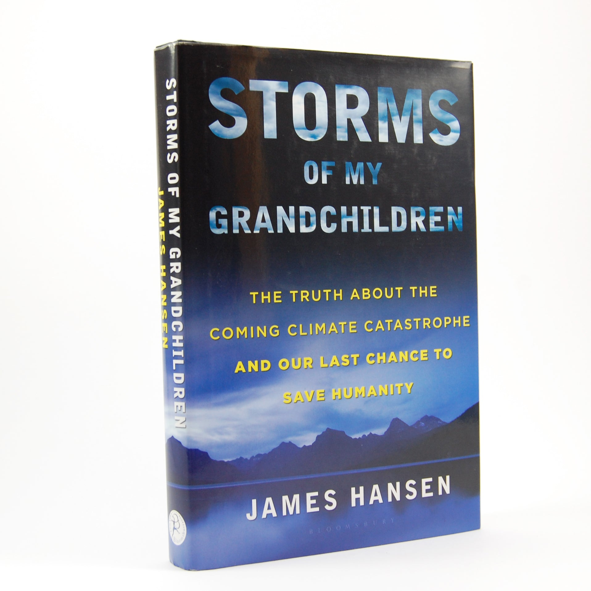 Hansen, James | Storms of My Grandchildren
