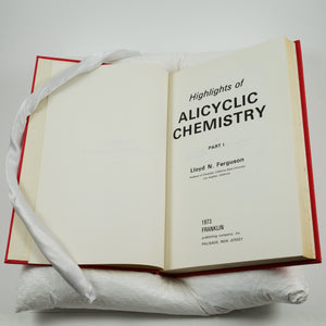 Ferguson, Lloyd N. | Highlights of Alicyclic Chemistry. Part I.