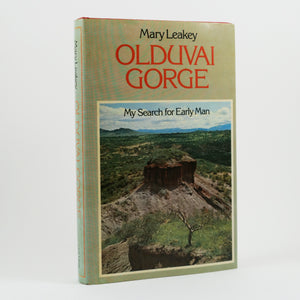 Leakey, Mary | Olduvai Gorge. My Search for Early Man