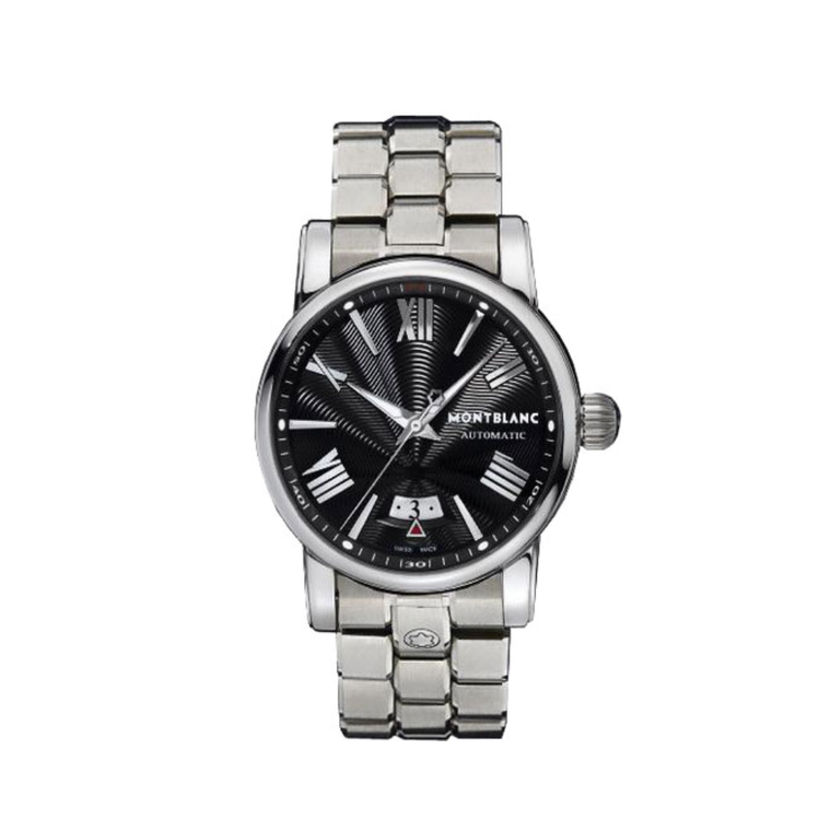 Stainless Steel 42mm 4810 Automatic Black Dial Date Watch