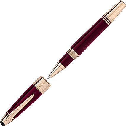 JFK Limited Edition Burgundy Rollerball Pen