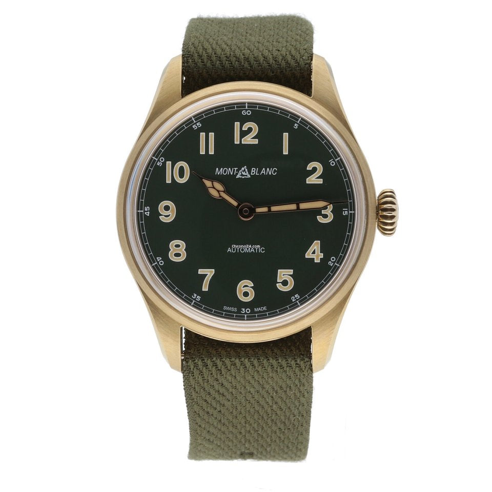 Bronze 40mm Automatic 1858 Limited Edition Watch