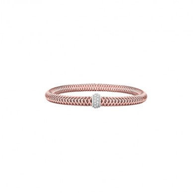 Diamond Primavera Bracelet (18k Rose Gold)