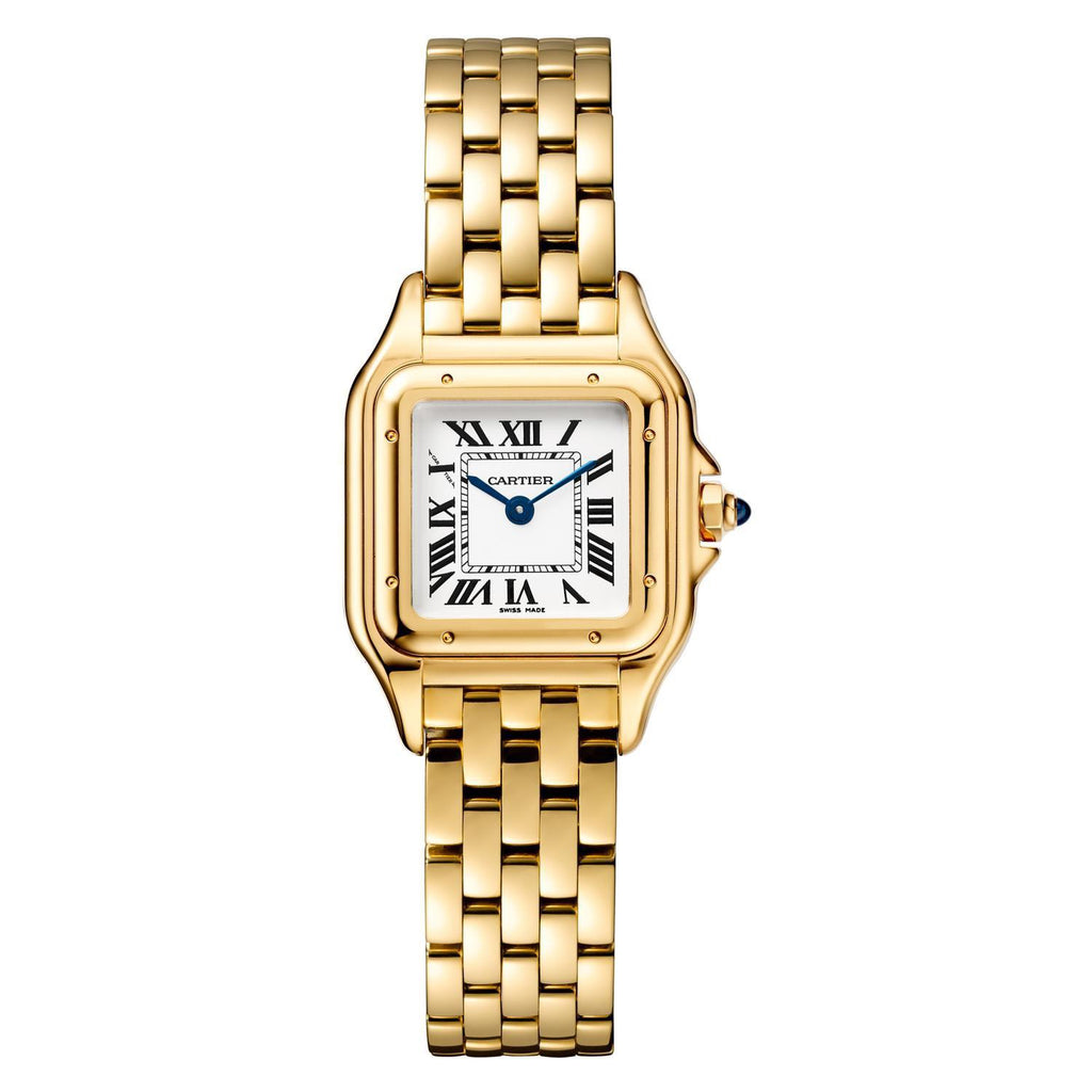18k Yellow Gold Small Panthere de Cartier