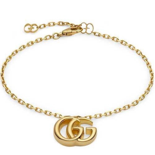 Running G Bracelet (18k Yellow Gold)