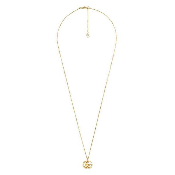 Running G Pendant Small (18k Yellow Gold)