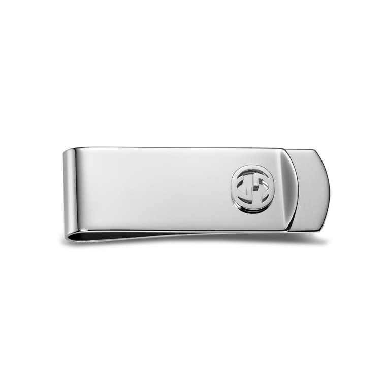 Interlocking Silver Moneyclip (sterling Silver)