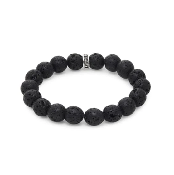 8MM Lava Rock Bracelet (King Baby)