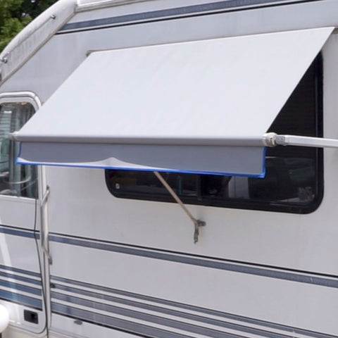 Heavy Duty Regular Vinyl RV Window Awnings