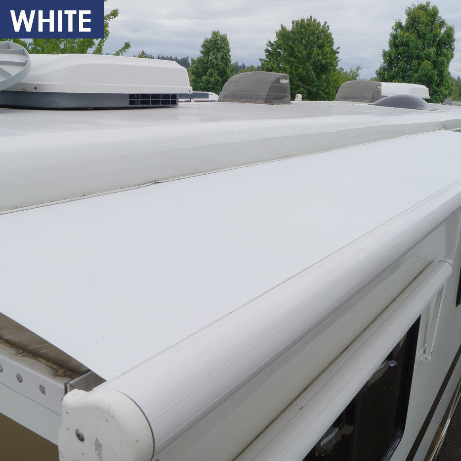 18oz. Coated Vinyl RV Slideout Replacement Fabric - Tough Top Awnings