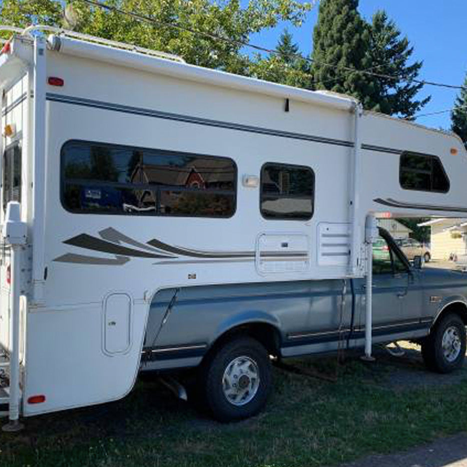 Truck Camper Patio Awning