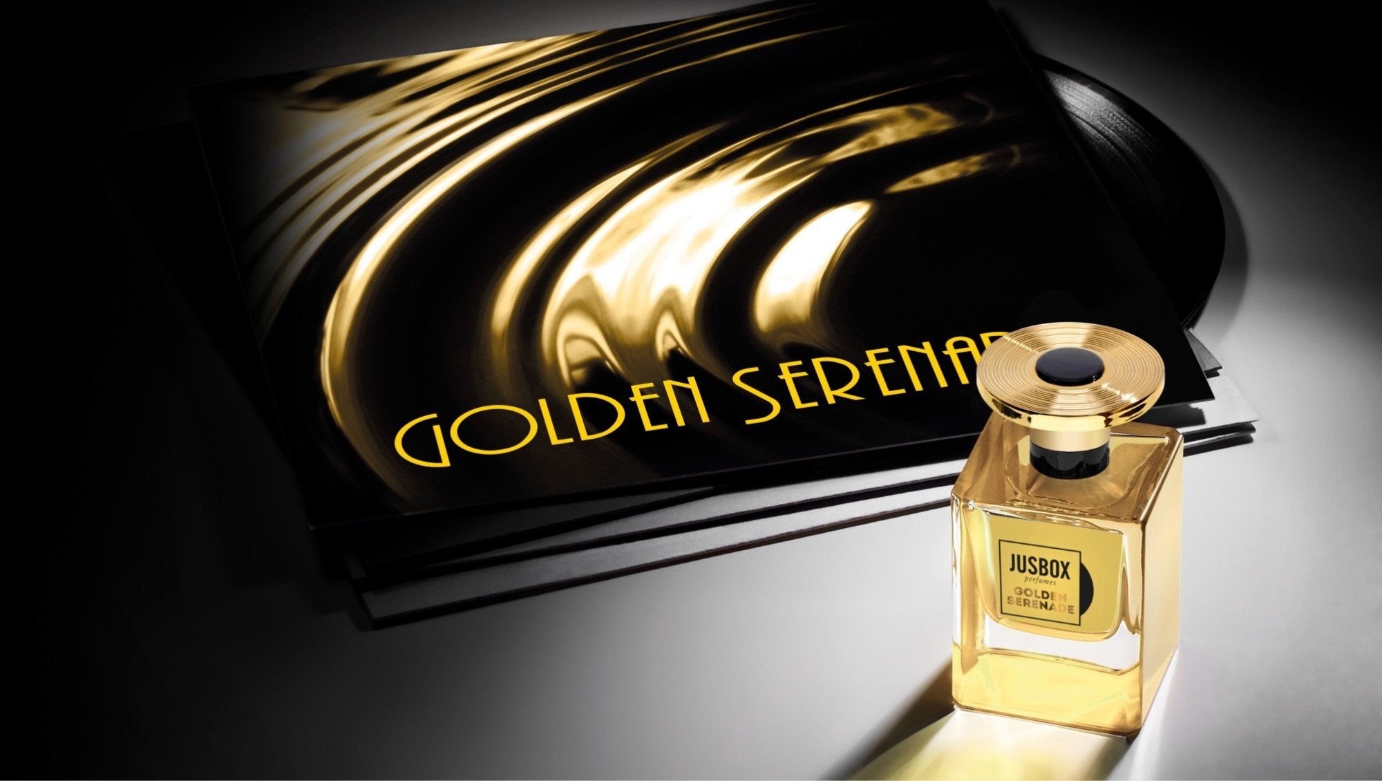 Banner Golden Serenade