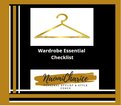 Wardrobe Essential Checklist