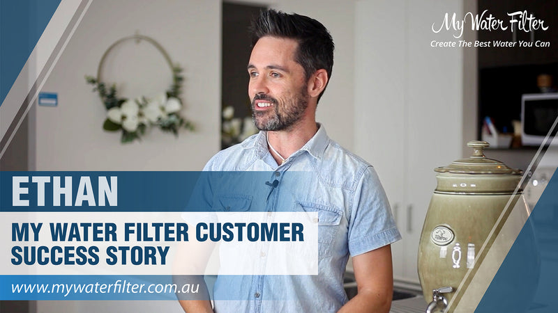 [VIDEO] My Water Filter Customer Success Story: Ethan