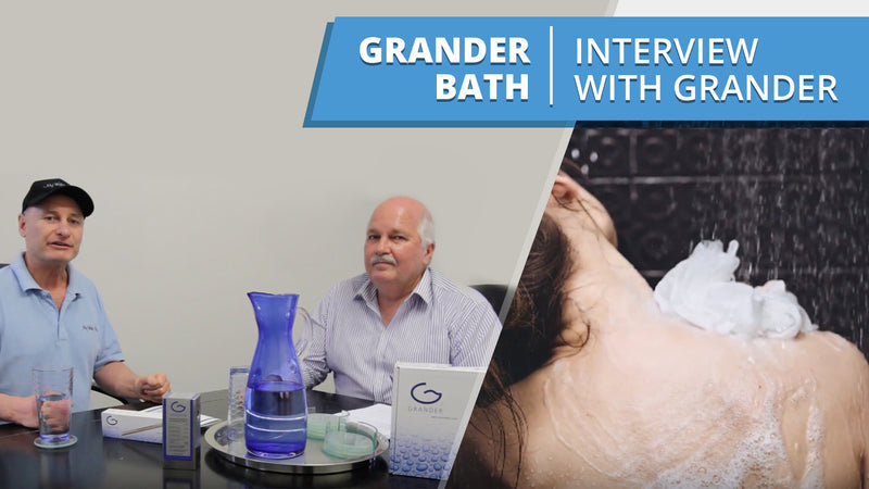 [VIDEO] Grander Bath - Interview with Wayne from Grander