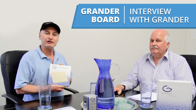 [VIDEO] World of Grander - Interview with Wayne from Grander