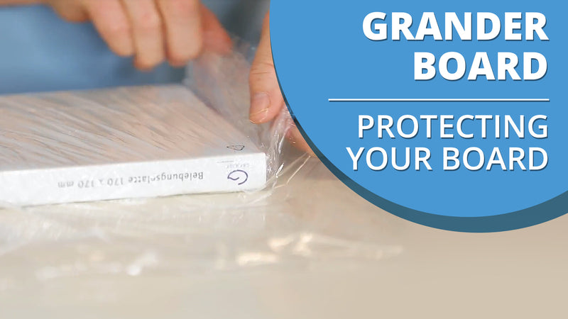 [VIDEO] Grander Board - Protecting Your Board