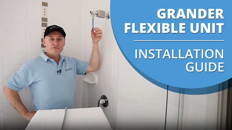 [VIDEO] Grander Flexible Unit Installation - How to Install a Grander Flexible Unit