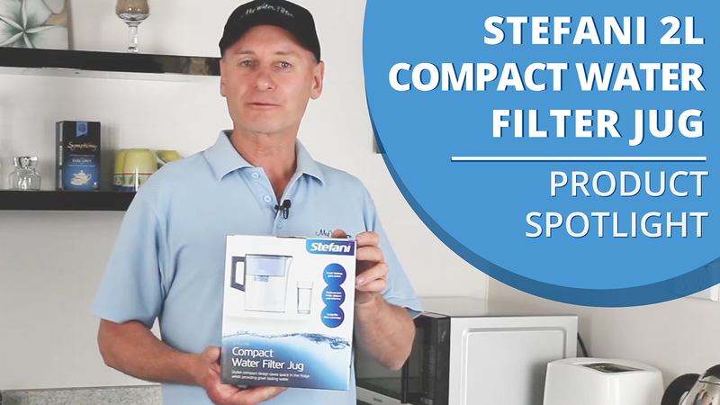 [VIDEO] Stefani 2L Compact Water Filter Jug - Product Spotlight