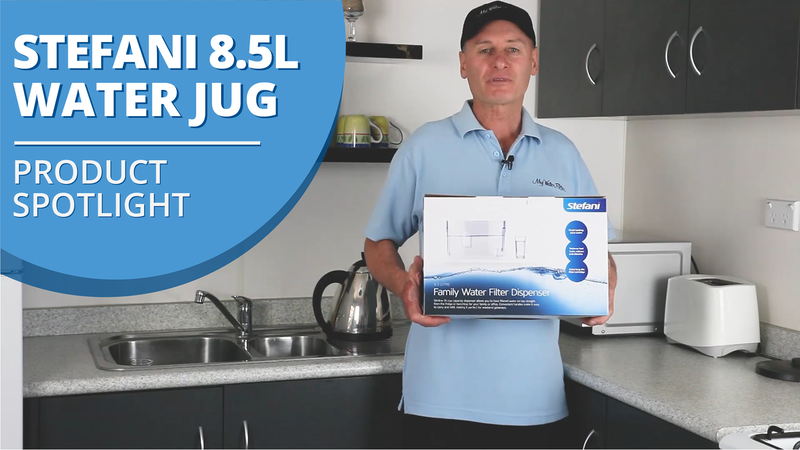 [VIDEO] Stefani 8.5L Water Jug- Product Spotlight