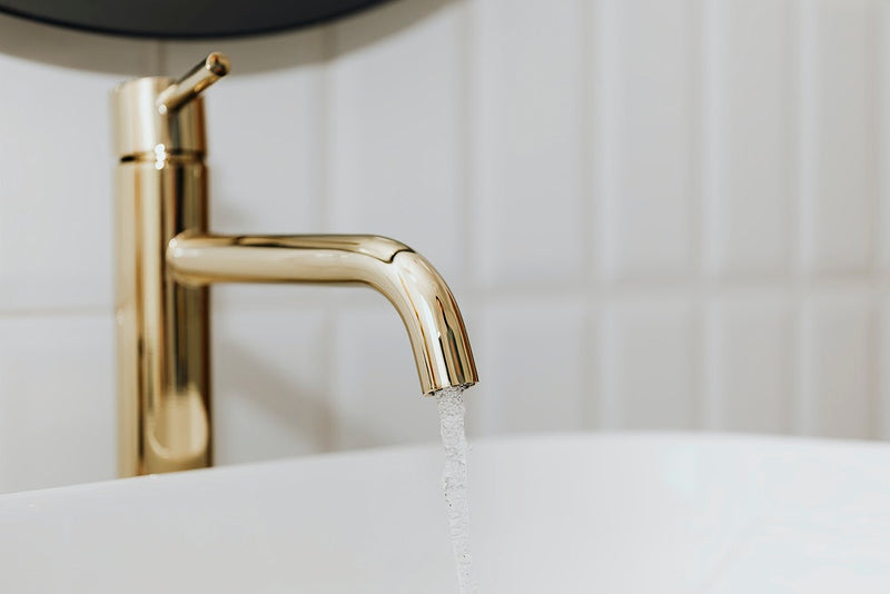 What chemicals are delivered with your kitchen tap water?