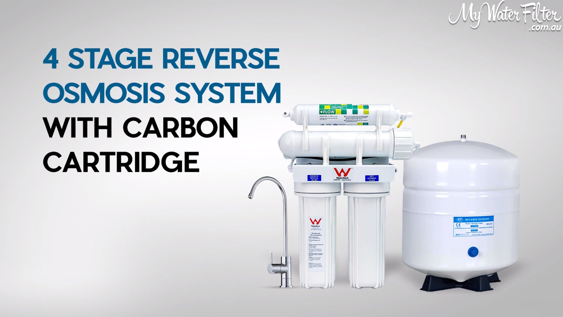 4 Stage RO Carbon Cartridge