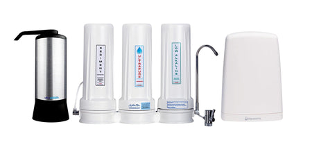 Benchtop Water Filters Collection Page