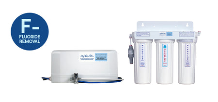 Fluoride Removal Water Filters Collection Page