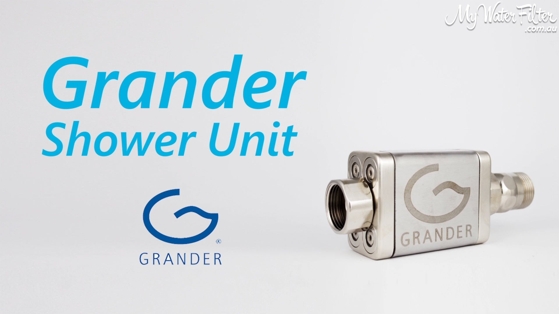 Grander Flexible Unit with Text